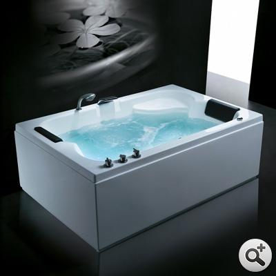 Baignoire baln o bounty xl thalassor baignoires baln o et hydromassage - Baignoire balneotherapie ...