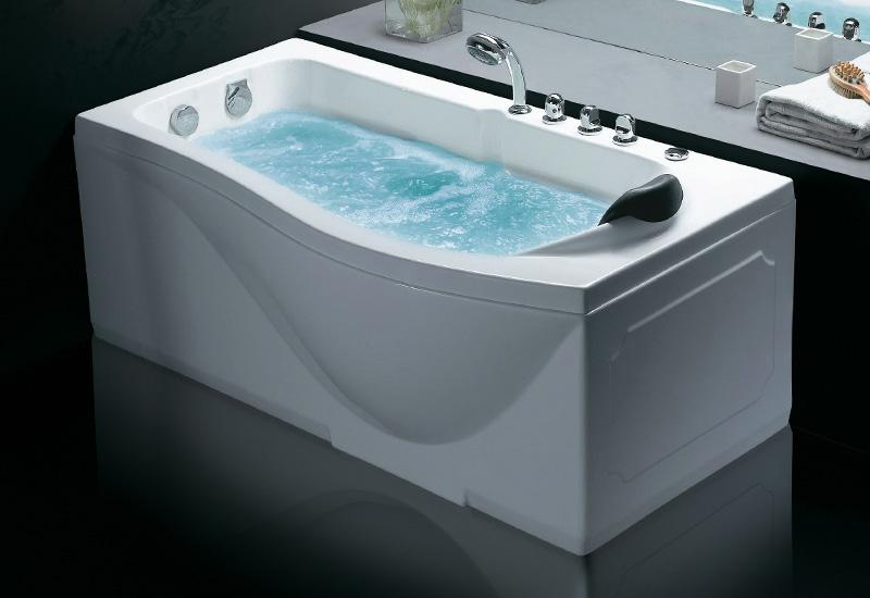 Baignoire baln o julia xl droite thalassor baignoires baln o et hydromassage - Baignoire balneo droite ...