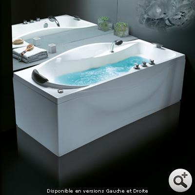 baignoire baln o parao droite thalassor baignoires baln o et hydromassage. Black Bedroom Furniture Sets. Home Design Ideas