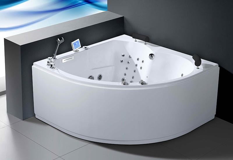 Baignoire baln o pro aqua xl droite thalassor baignoires baln o et hydrom - Baignoire balneo professionnelle ...
