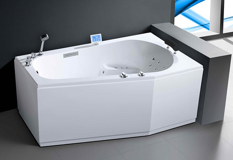 baignoire baln o pro korus droite thalassor baignoires baln o et hydromassage. Black Bedroom Furniture Sets. Home Design Ideas