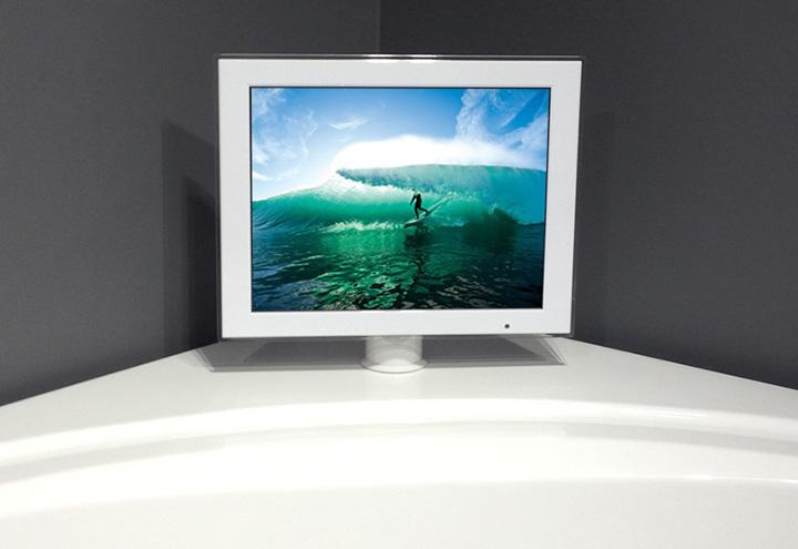 Baignoire baln o atlantis thalassor baignoires baln o et hydromassage - Baignoire balneo avec tv ...