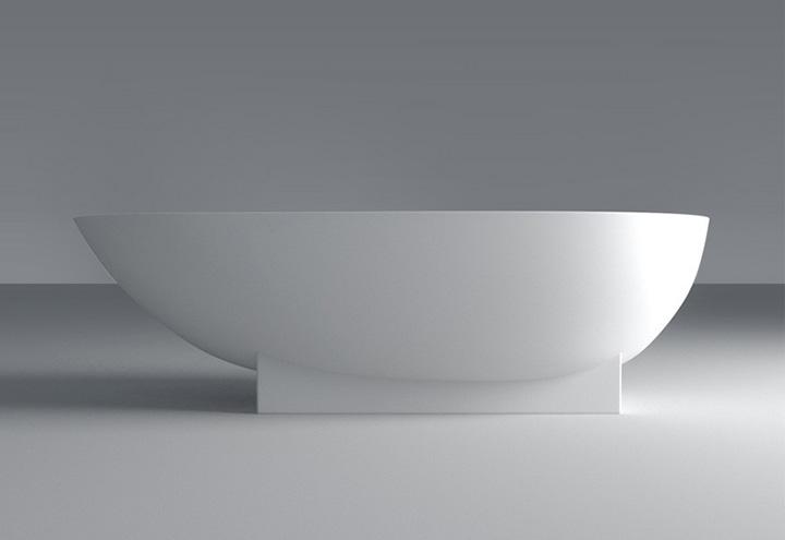 baignoire lot space thalassor baignoires ilot design en solid surface. Black Bedroom Furniture Sets. Home Design Ideas