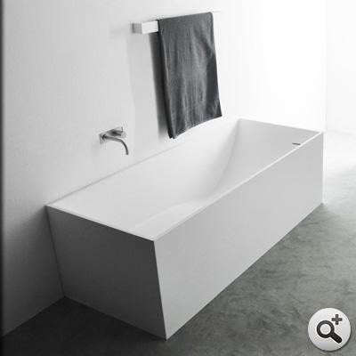 baignoire lot square thalassor baignoires ilot design en solid surface. Black Bedroom Furniture Sets. Home Design Ideas