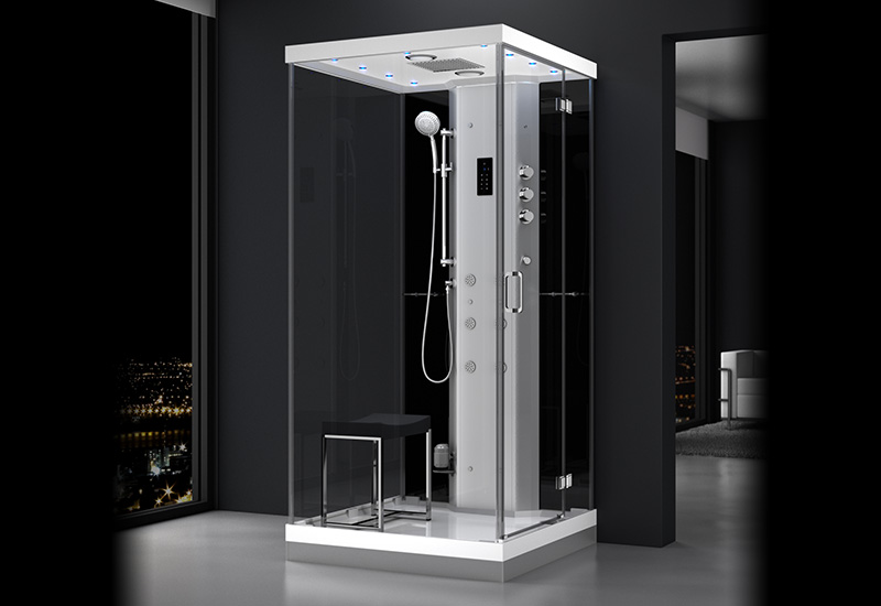 cabine de douche urban grey