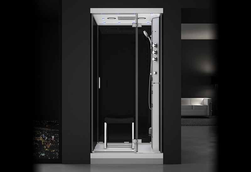 douche hammam urban 100 droite n3 thalassor fabricant. Black Bedroom Furniture Sets. Home Design Ideas