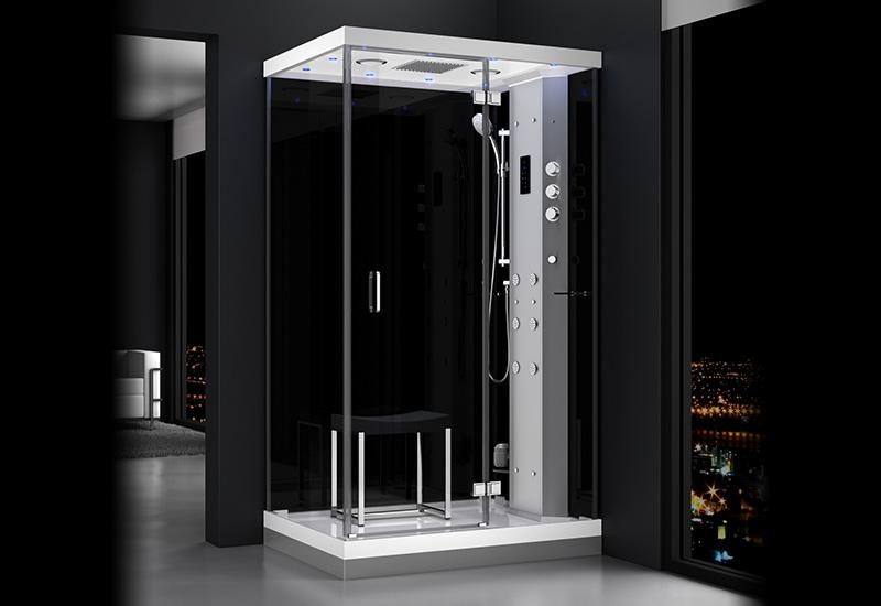 douche hammam urban 120 droite n2 thalassor fabricant. Black Bedroom Furniture Sets. Home Design Ideas