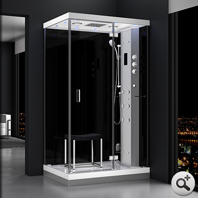 douche hammam urban 120 droite n2 thalassor fabricant. Black Bedroom Furniture Sets. Home Design Ideas