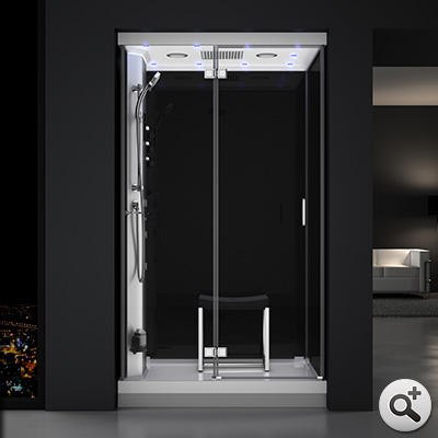 douche hammam urban 120 gauche n3 thalassor fabricant. Black Bedroom Furniture Sets. Home Design Ideas