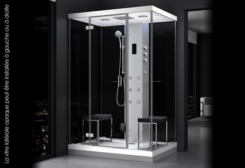 douche hammam urban 140 n2 thalassor fabricant de. Black Bedroom Furniture Sets. Home Design Ideas