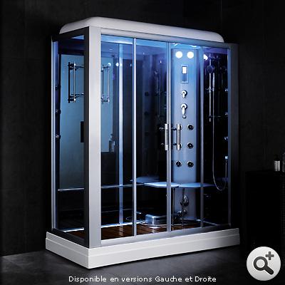 douche hammam vanilla 160 d thalassor fabricant de. Black Bedroom Furniture Sets. Home Design Ideas