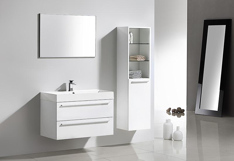 meuble salle de bain bliss 90 collection meuble design thalassor. Black Bedroom Furniture Sets. Home Design Ideas