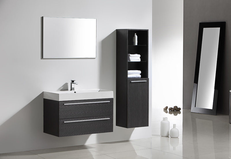 Meuble salle de bain BLISS 90 Collection meuble design Thalassor