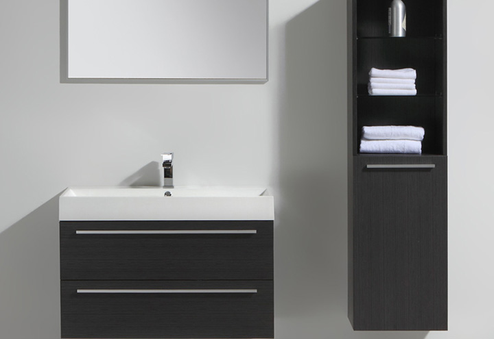 meuble salle de bain bliss 90 collection meuble design