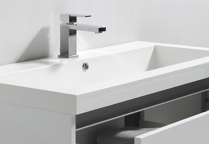 meuble salle de bain city 100 collection meuble design thalassor. Black Bedroom Furniture Sets. Home Design Ideas
