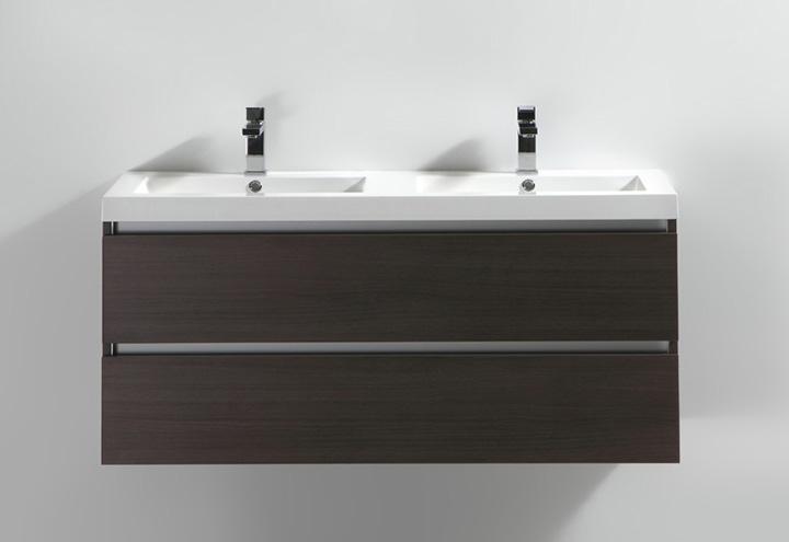 Meuble douche id es novatrices de la conception et du for Meuble salle de bain design 120