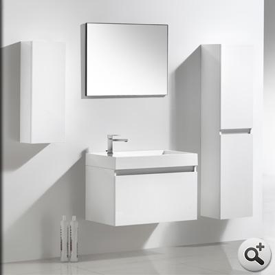 meuble salle de bain ginger 80 collection meuble design thalassor. Black Bedroom Furniture Sets. Home Design Ideas
