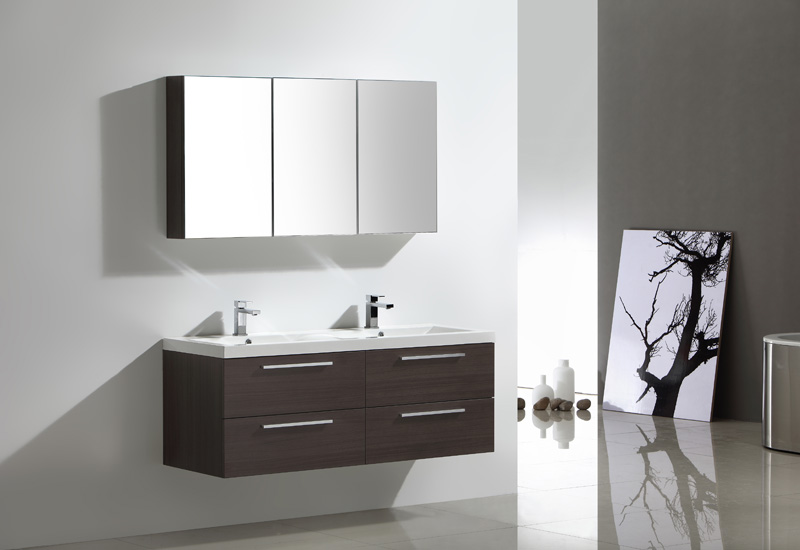 Meuble salle de bain twin 144 collection meuble design for Meuble salle de douche