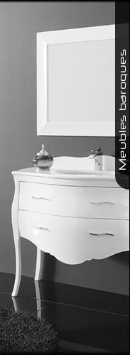 Meuble salle de bain thalassor meubles pour votre salle - Meuble de salle de bain style baroque ...