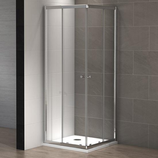 paroi de douche rectangulaire