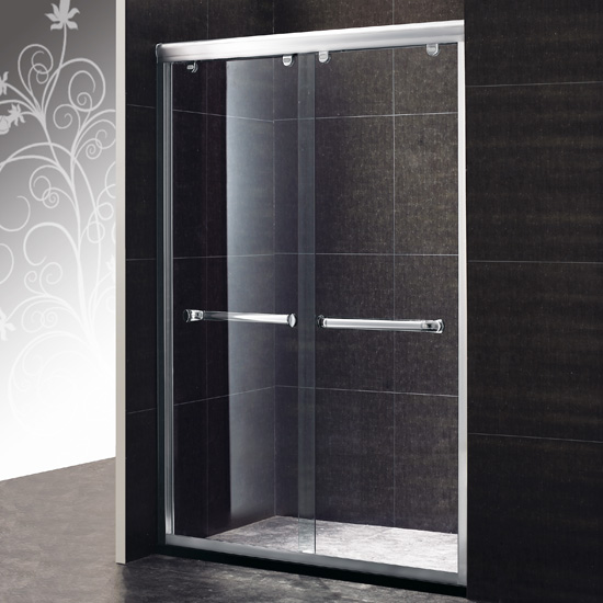 porte de douche coulissante diva 130 portes de douche. Black Bedroom Furniture Sets. Home Design Ideas