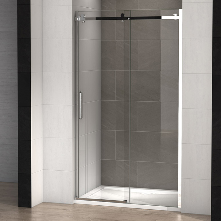 Porte de douche coulissante lumio 110 thalassor for Porte de douche 110 cm
